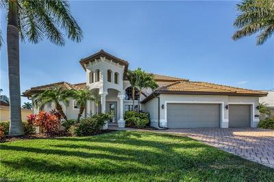 Cape Coral Single Family Home For Sale: 4922 Santa Monica Ct
