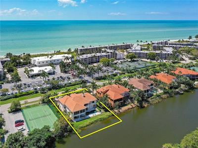 Captiva, Sanibel Single Family Home For Sale: 1460 Middle Gulf Dr