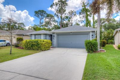 Naples Single Family Home For Sale: 286 Stanhope Cir