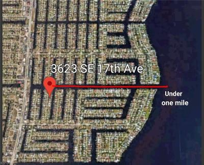 Cape Coral Single Family Home For Sale: 3623 SE 17th Ave