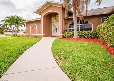 Cape Coral Single Family Home For Sale: 2214 SW 50th St