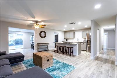Single Family Home For Sale: 1520 Moreno Ave