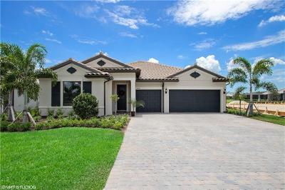 Estero Single Family Home For Sale: 17454 Newberry Ln