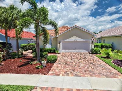 Naples Single Family Home For Sale: 336 Pindo Palm Dr