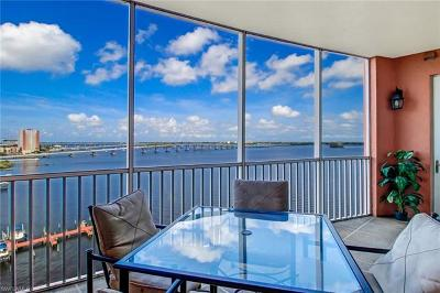 Fort Myers Condo/Townhouse For Sale: 2743 1st St #901