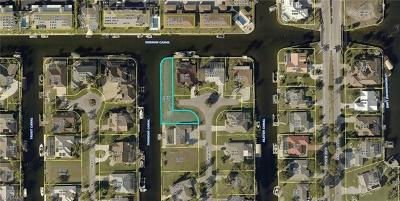 Cape Coral Residential Lots & Land For Sale: 4906 SW 8th Pl