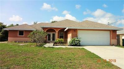 Port Charlotte Single Family Home For Sale: 14183 Maysville Cir