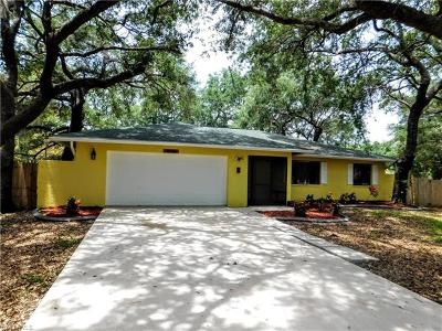 Single Family Home For Sale: 4630 McGregor Blvd