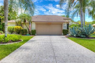 Estero Single Family Home Pending With Contingencies: 20930 Andiron Pl