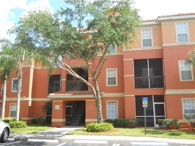 Estero Condo/Townhouse For Sale: 23680 Walden Center Dr #307