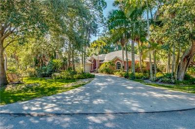 North Fort Myers Single Family Home For Sale: 4240 Silver Sword Ct