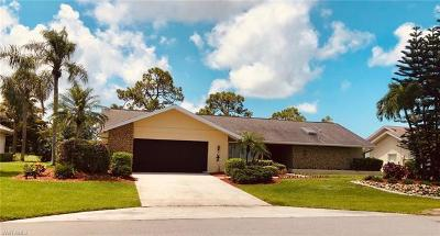 Bonita Springs Single Family Home For Sale: 9923 Treasure Cay Ln