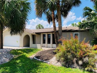Cape Coral, Fort Myers, North Fort Myers Single Family Home For Sale: 1519 SE 21st St