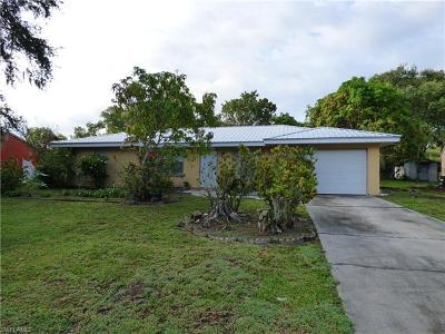 Hendry County Single Family Home For Sale: 4038 Rainbow Cir