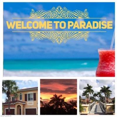 Estero Condo/Townhouse For Sale: 20281 Estero Gardens Cir #201