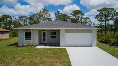 Fort Myers Single Family Home Pending With Contingencies: 1239 Bermar St