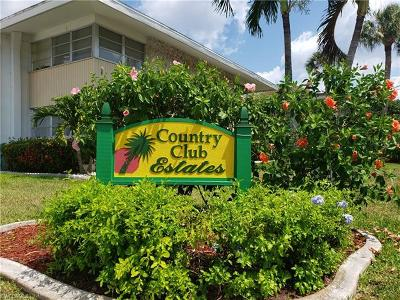 Cape Coral Condo/Townhouse For Sale: 402 SE 42nd Ter #8