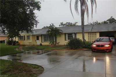Naples Single Family Home For Sale: 1280 Morningside Dr
