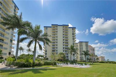 Fort Myers Beach Condo/Townhouse For Sale: 7330 Estero Blvd #1008