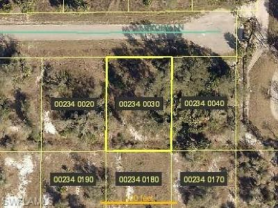 Fort Myers Residential Lots & Land For Sale: 248 Luxore Ln