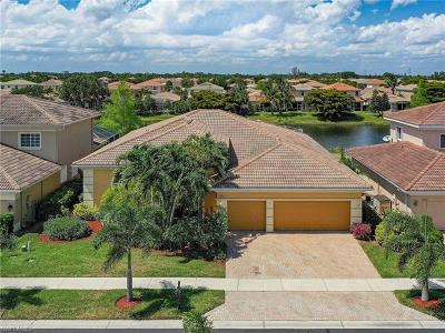 Fort Myers Single Family Home For Sale: 9100 Paseo De Valencia St