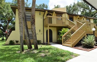Lehigh Acres Condo/Townhouse Pending With Contingencies: 2129 Golfside Village Dr