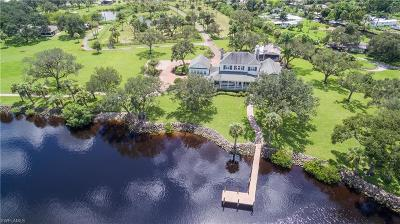 Lee County Single Family Home For Sale: 14360 Bigelow Rd