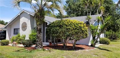Port Charlotte Single Family Home Pending With Contingencies