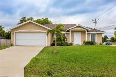 Cape Coral Rental For Rent: 744 SW 6th St