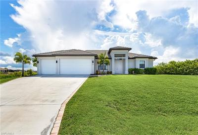 Cape Coral Single Family Home For Sale: 1251 NW 35th Ave