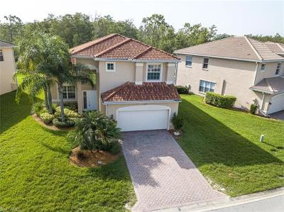 Fort Myers Single Family Home For Sale: 10124 Mimosa Silk Dr