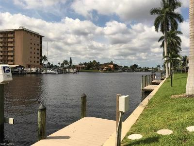 Cape Coral Condo/Townhouse For Sale: 4231 SE 19th Pl #1I