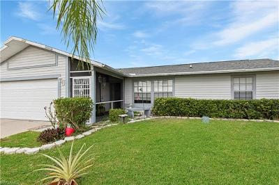 Cape Coral Single Family Home For Sale: 2205 NW 15th St