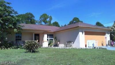 Lehigh Acres Single Family Home For Sale: 375 Pennfield St