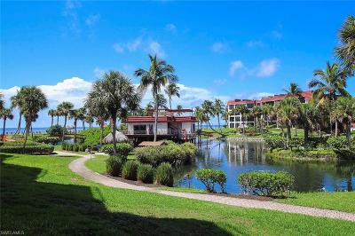 Captiva, Sanibel Condo/Townhouse For Sale: 2445 W Gulf Dr #D3