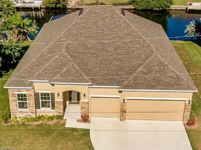 Cape Coral Single Family Home For Sale: 107 SW 39th Street