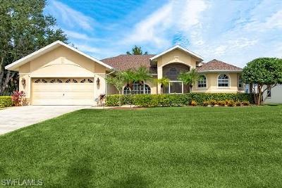 Cape Coral Single Family Home For Sale: 3937 SW 25th Ct