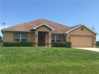 Cape Coral Single Family Home For Sale: 2308 NW 7th Ter