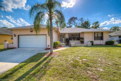 Bonita Springs Single Family Home For Sale: 27270 Richview Ct