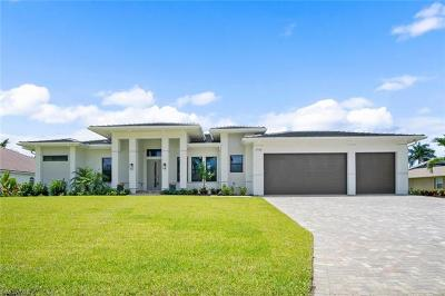 Cape Coral FL Single Family Home For Sale: $850,000
