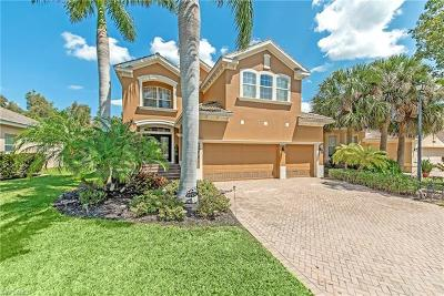 Fort Myers Single Family Home For Sale: 8724 Banyan Bay Blvd