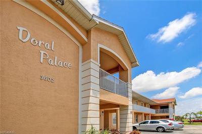 Cape Coral Condo/Townhouse For Sale: 3602 Skyline Blvd #101