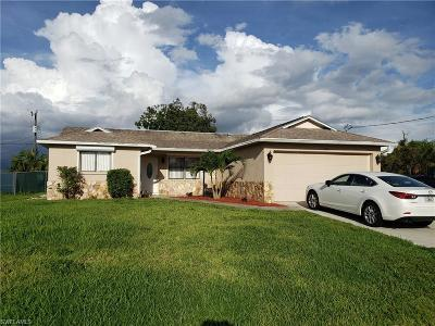 Cape Coral Single Family Home For Sale: 1333 NE 21st Ave