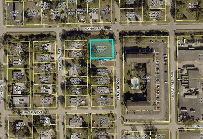 Fort Myers Residential Lots & Land For Sale: 2804 Central Ave