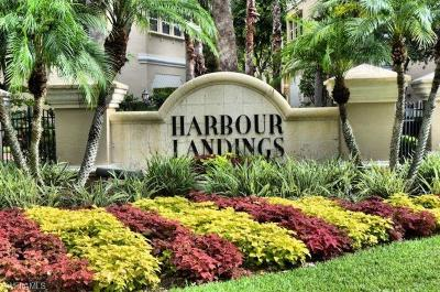 Fort Myers Rental For Rent: 14348 Harbour Landings Dr #10A