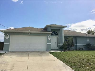 Lehigh Acres Single Family Home For Sale: 5245 Butte St