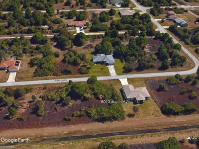 Fort Myers Residential Lots & Land For Sale: 6013 Joplin Ave