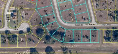 Labelle FL Residential Lots & Land For Sale: $9,900