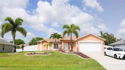 Cape Coral Single Family Home For Sale: 512 SW 9th Ct