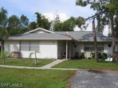 Fort Myers Multi Family Home For Sale: 18532/536 Miami Blvd